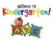 Incoming Kindergarten Students