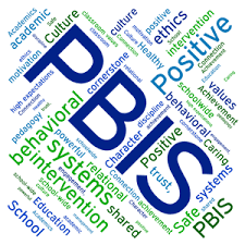 September's Positive Behavior Intervention Support (PBIS) Focus/Character Word of the Month/Leader in Me Focus