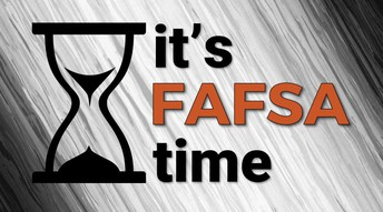 FAFSA Night is Wednesday, October 2, from 6 - 8 PM!