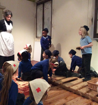 Y2 at the Thackeray museum