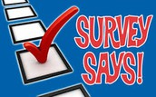 Student and Staff Surveys Coming Up