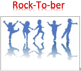 Rocktober PTA Membership Drive! Join today and support PTA!