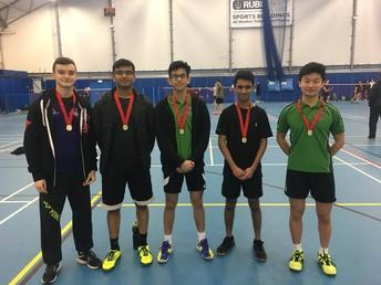 Plymouth Schools Badminton