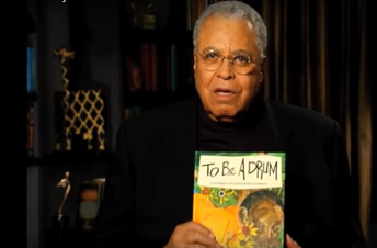 James Earl Jones reads To Be a Drum