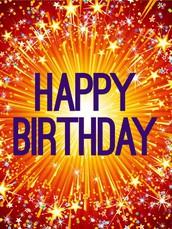 Happy Birthday!!!