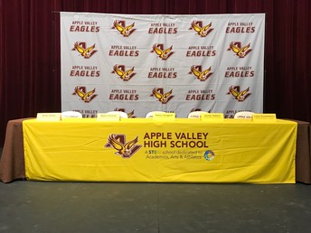 National Letters of Intent Signed