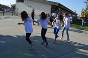 Hopscotch Challenge