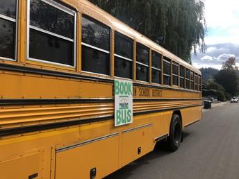 Meet the Book Bus on Mondays