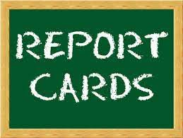 Report Cards and MAP Reports