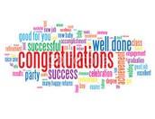 Congratulations MHS!