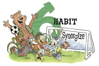 March Focus: Trustworthy! Habit 6: Synergize!