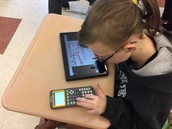 The Nearpod app allows teachers to check for understanding throughout the entire lesson