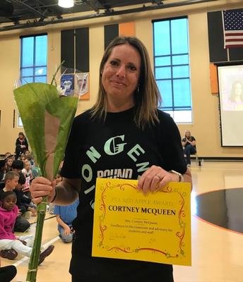 Mrs. McQueen / 2nd Grade