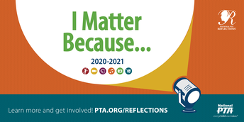 2020 - 2021 Reflections Participants Wanted (Submit by Nov. 4!)