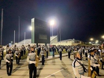 Guyer HS Band