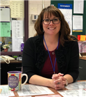New administrative assistant welcomed at Trumbauersville ES