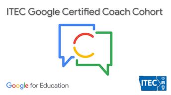 ITEC Google Certified Coach Cohort Logo