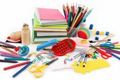 Communities in Schools has School Supplies