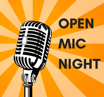 Open Mic Night at PGHS