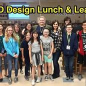 3D Design Lunch & Learn