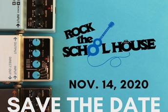 Rock the School House virtually