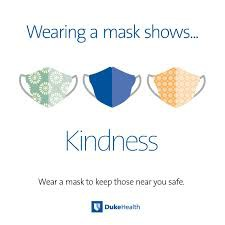 Wearing a Mask Saves Lives