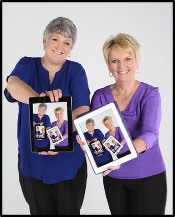 Connect with Janet and Joan