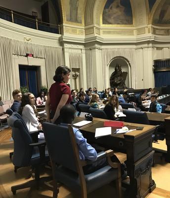 Model Legislature