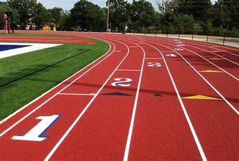 Track practice schedule