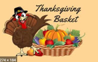 God's Pantry Thanksgiving Basket