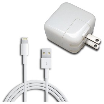 iPad Cable and USB Adapter.