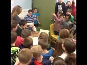 Volcanic eruption success!!! Thank you Mrs. Schoff!!!
