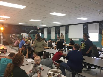 Parent Power Night