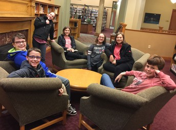 Brick by Brick: a Middle School Collaborative Writing Group