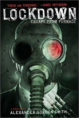 Escape from the Furnace Series by Alexander Gordon Smith