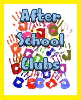 HST- After School Clubs Registration