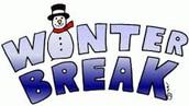 Winter Holiday Break