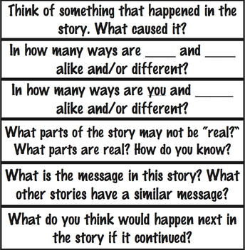 More Questions that Encourage Convergent Thinking