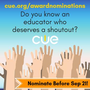 CUE Awards