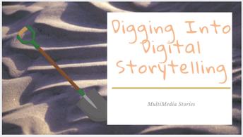 Writing Workshop: Multimedia Stories