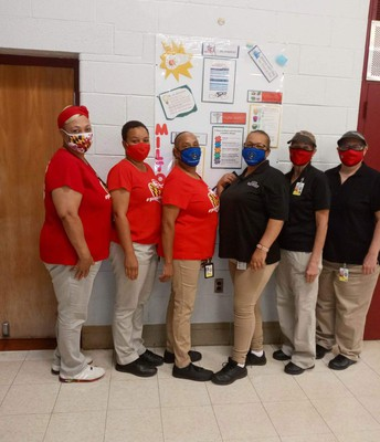 Team Work Makes the Dream Work!