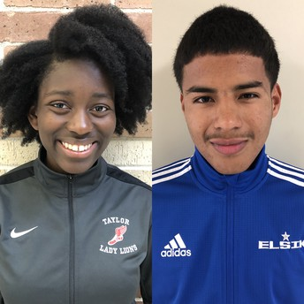 Congratulations to the Alief ISD Scholar Athletes for the month of March!