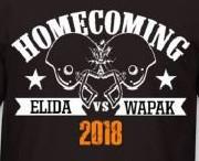 Homecoming T-shirt Sales