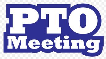 PTO Member Meeting