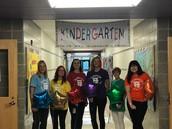McDonald Elementary School Kindergarten Team