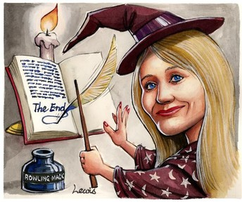 New Story from J. K. Rowling!