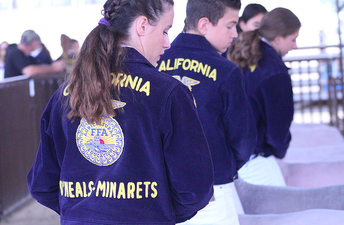 Minarets FFA at Madera Fair