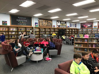 New library setup being used
