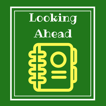 Looking Ahead Icon