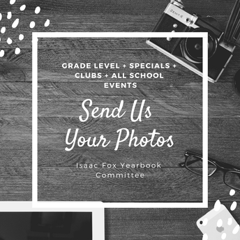 Please Continue to Upload Your Photos for Yearbook